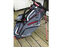 Wilson staff stand golf bag