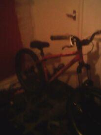 Dmr sidekick dirt jump bike