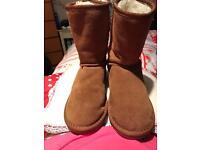 EMU wool shade boots