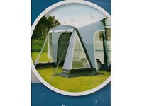 Swift Air 260 Inflatable Caravan Awning - SF7764 Black/Grey