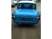 Ford anglia 105e. £6000