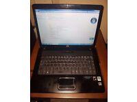 "15.4"" laptop HP Compaq 5735s, AMD Dual-Core CPU, 4GB RAM, 320GB Hard Disk, DVD writer"