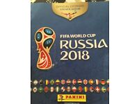 Panini World Cup sticker swaps and needs