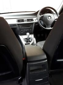 2005 BMW 3 Series E90.