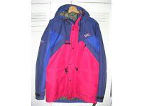 Man's Goretex walking jacket