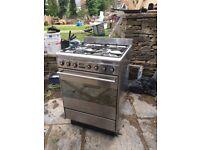 SMEG Combi: Gas hobs, electric oven