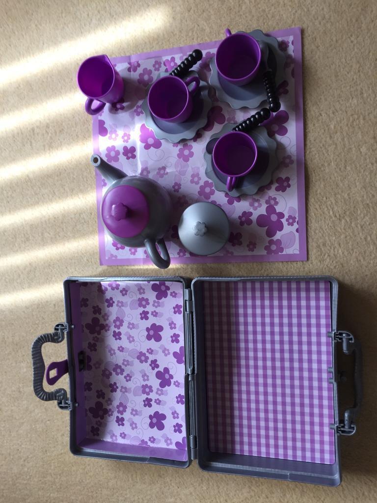 Toy picnic set