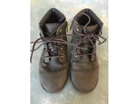 Kids Infant size 10 Timberland Boots