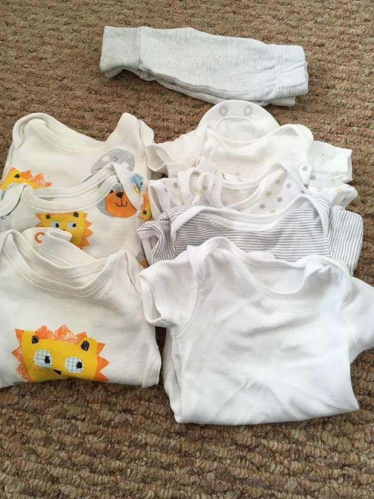 Tiny baby girl clothes