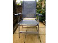 Dukdalf dynamic camping caravaning chairs