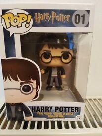 POP Harry Potter Vinyl Figure 01