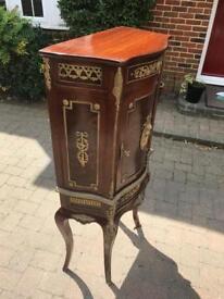 Antique cupboard