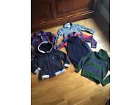 Boys designer clothes age 4/5 Hugo boss, joules, Armani, Levi, Ralph Lauren