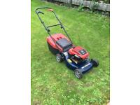 Lawnmower self propelled great going