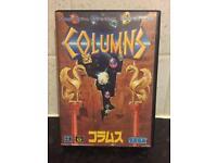 Columns for Sega Megadrive NTSC-J boxed & complete