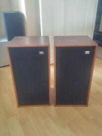 wharfedale linton 2 speakers