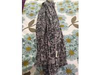 White Stuff as new ladies scarf cotton
