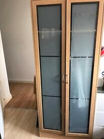 Wardrobe and chest of drawers set for sale