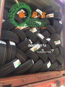 Brand new Tires All season double star by  kumho
