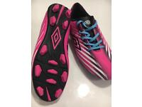 Girls Football Boots -Brand New
