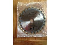 Brand New 8 1/4 Inch Circular Saw Blade For Sale