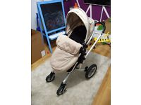 Silver Cross (Surf 2) Travel System - In Excellent Condition