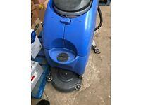 Numatic scrubber drier