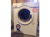 White Knight Tumble Dryer as new condition
