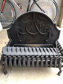 Fire Basket and Back Plate