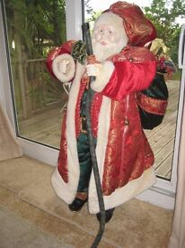 STUNNING LARGE NORDIC SANTA CLAUSE/ FATHER CHRISTMAS