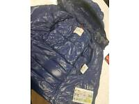Moncler jacket and bodywarmer (real)