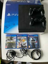 PS4 500g boxed