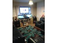 4 bed flat for a 3 bed house out of or in London