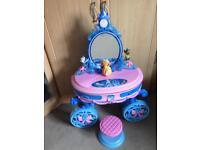 Cinderella Dressing Table & stool