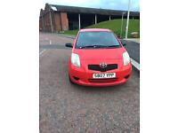 TOYOTA YARIS ION, 6 MONTHS MOT, GUARANTEED SERVICE HISTORY, GOOD CAR FOR NEW DRIVERS