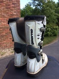 Gaerne Motocross boots Size 45 UK10 1/2
