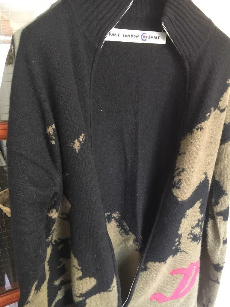 Fake London Genius Sweater