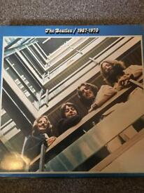 The Beatles / 1967-1970 Blue Album Vinyl 2LP