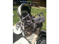 Silver cross pram/pushchair