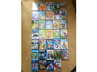 Dvd films for kids 34 items!