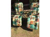 Reclining Sunlounger Chairs