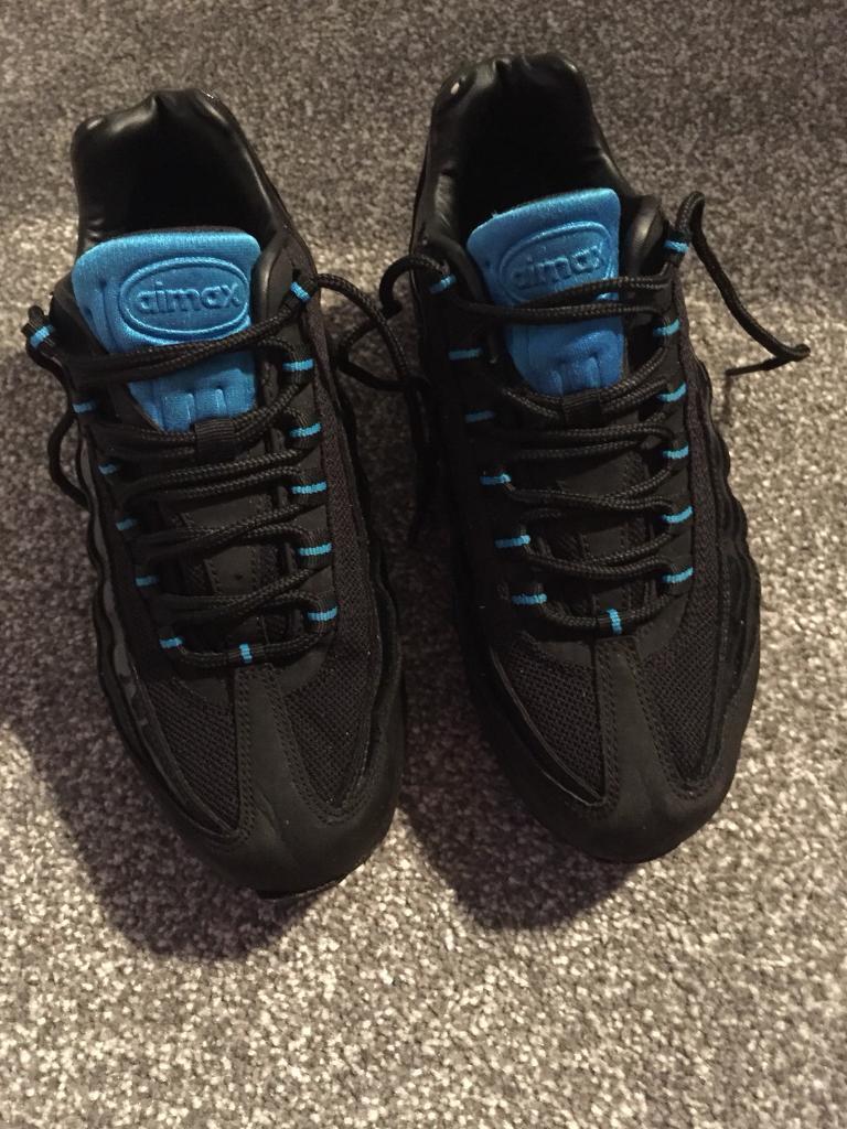 Boys Nike air max 95s