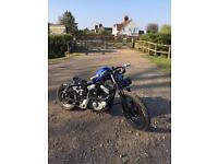 Harley Davidson Sportster 883 Custom bobber chopper