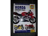 HONDA CBR600F HAYNES MANUAL