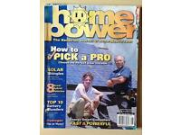 5 X Home Power magazine