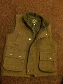 Child's tweed waistcoat