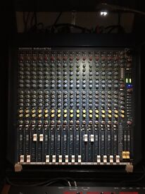 Allen & Heath MixWizard3 16 channel mixer PRICE DROP £400