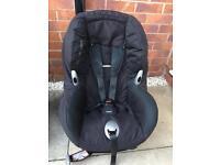 Maxi-Cosi car seat.