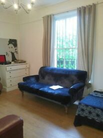 OFFERED DIRECTLY BY THE LANDLORD Large Second Floor Studio Flat on Pembridge Sq Notting Hill