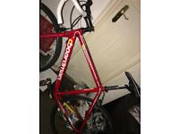 Medium size red racing movement bicycle for sale for iPhone 6s Plus